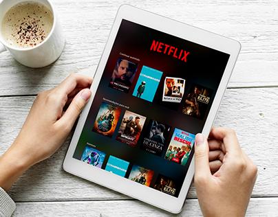 Netflix - Proposta - Design de Interface