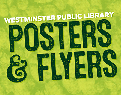 Westminster Public Library Posters