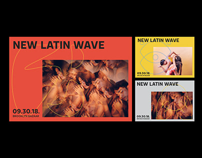 New Latin Wave 2018