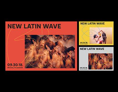 New Latin Wave 2018
