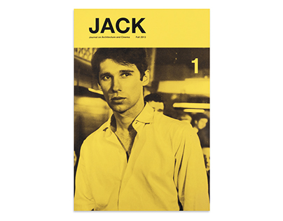 JACK. Journal on Architecture and Cinema