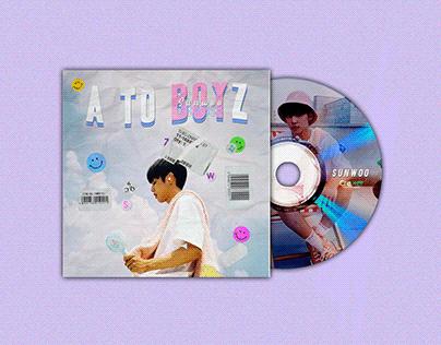 #A TO BOYZ/ Sunwoo!!