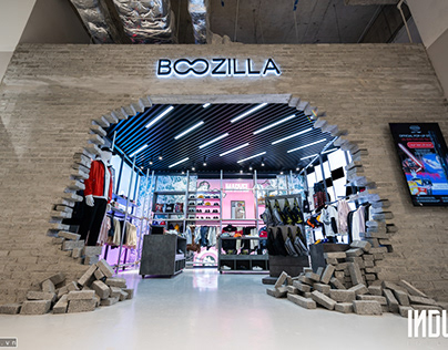 Boo Zilla Licensing Clothes Store