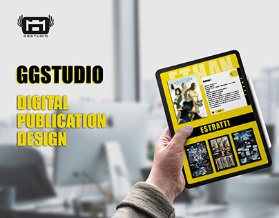 GGStudio - ePub Comics Digital Catalogue