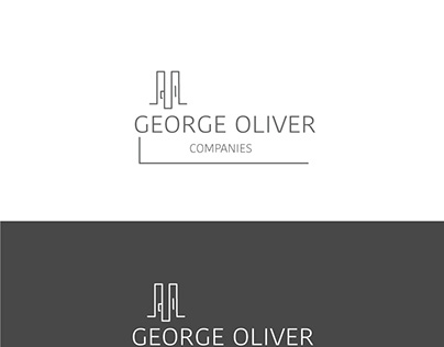 Logo design for George Oliver