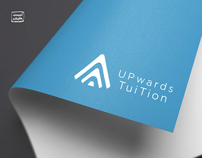 Upwards Tuition Logo design