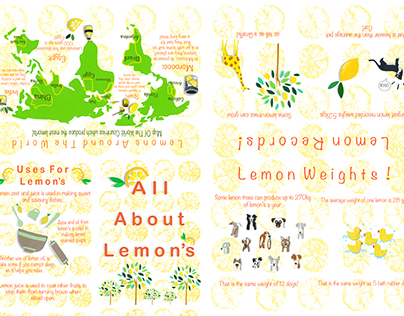 Children's Book On Lemon's