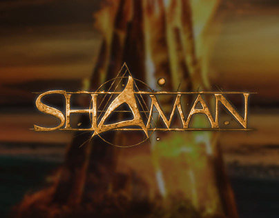 CD Cover [Shaman - Brand New Me]