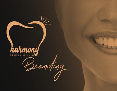 Harmony Dental Clinic | Branding