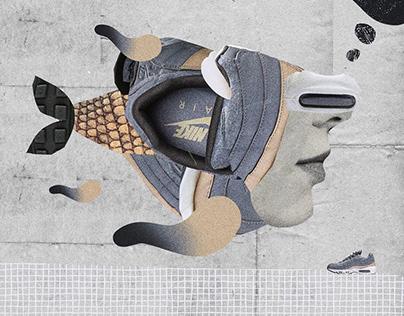 Sneakers art challenge