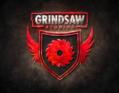 Grindsaw Studios - Logo design