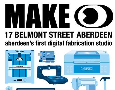 MAKE Aberdeen
