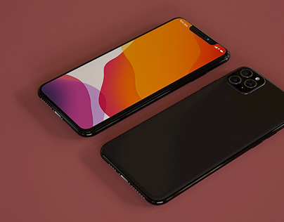 iPhone 11 (XI) PRO Mockups