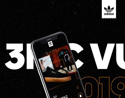 Adidas - 3MC Vulc 2019 Ui