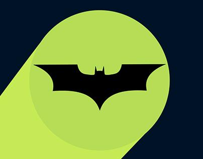 Batman- Duotone