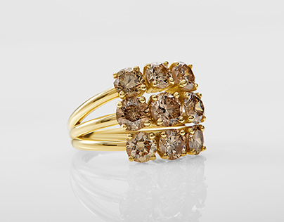 CARALUCE JEWELRY - RINGS