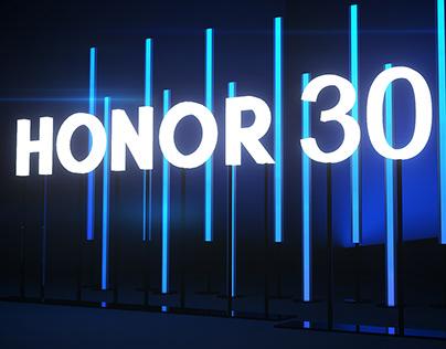 Honor 30 Online Presentation / Онлайн-презентация Honor