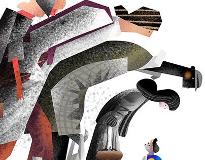 Editorial illustration for Scena 9