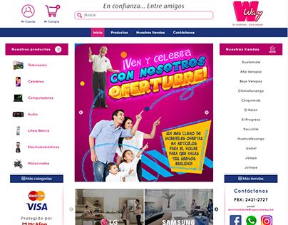 Agencias Way Guatemala
