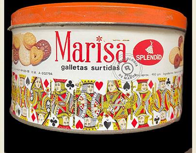 Empaque de Galletas Marisa