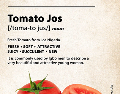 Igbo Romantic Dictionary