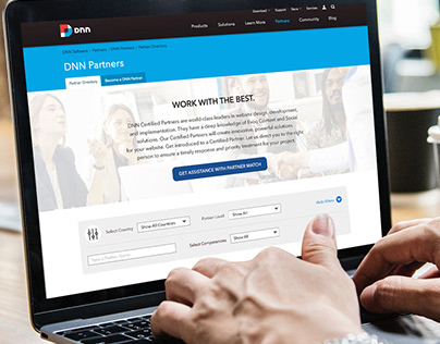 DNN Partners Webpages