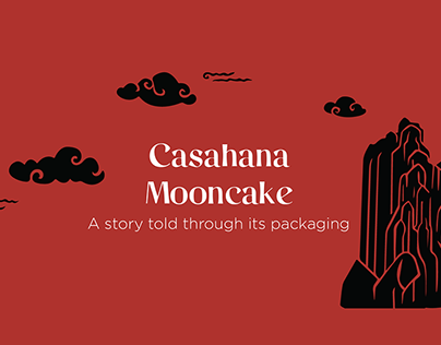 Casahana Mooncake - Packaging