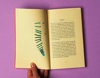 Bookdesign: Der er altid nogen at befri