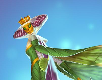 Fairy Queen of the Seelie Court
