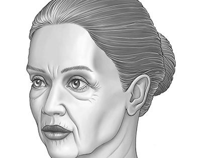 Anatomie de la face : compartiments graisseux