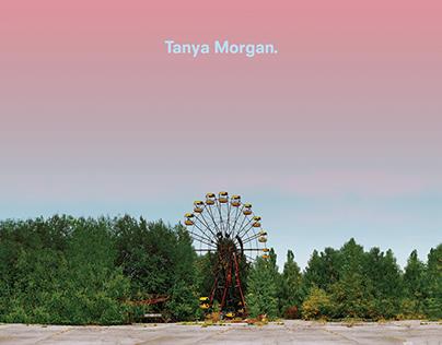 Tanya Morgan's Abandoned Theme Park album art.