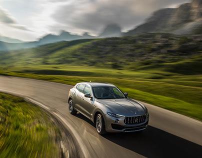 Maserati Levante MY18 Launch Campaign