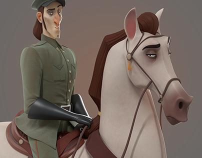 Captain Quiabo and Giovanni
