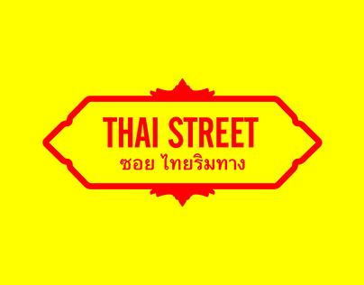 Thai street - Branding