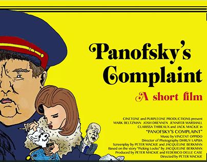 Panofsky's Complaint - Short Film