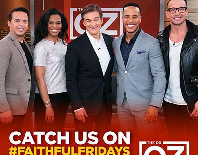 The Dr. OZ Show | #Faithful Fridays