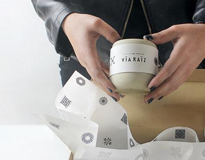 VÍA RAÍZ ― Modern Mexican Craft Design store