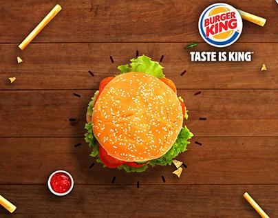 Burger King Valentine Video
