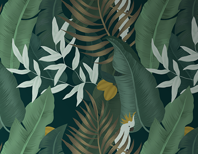 Pattern design for Cafe Merrano