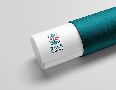 Rash Guard 2.0 Logo