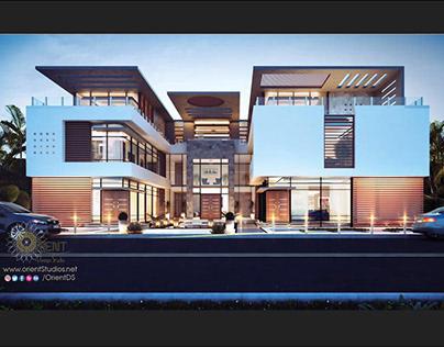 Modern Villa - A