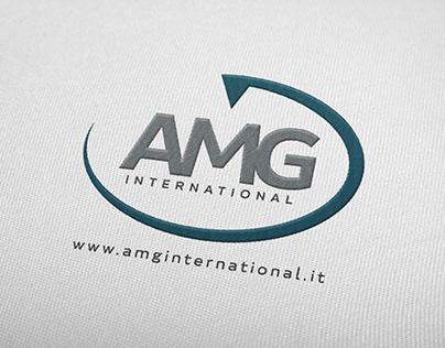 Amg international complete brand identity