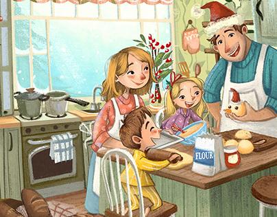 Christmas Baking Time!