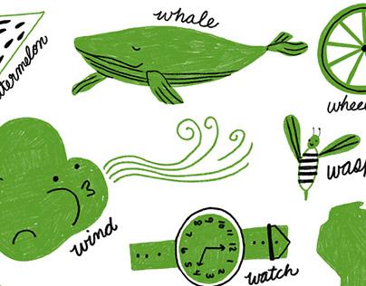 E & W Illustrations