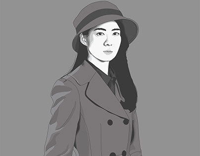 Monochrome - Lee Yo-Won