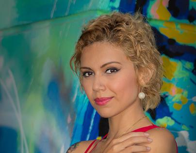 María Alejandra. Foto Estudio ArnicoEstudio.com