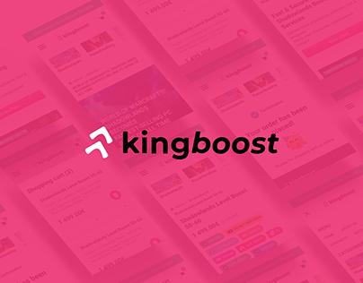 KingBoost - WoW Boosting Service