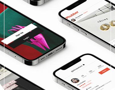 Phubber App Redesign
