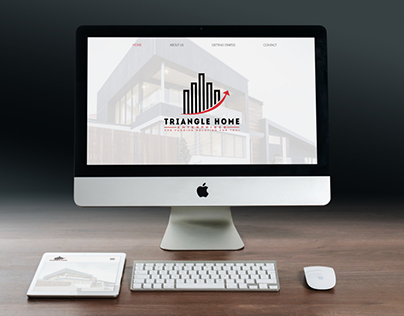 81 - Web Design - Triangle Home