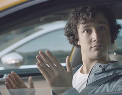 Volkswagen Golf - The Comedian